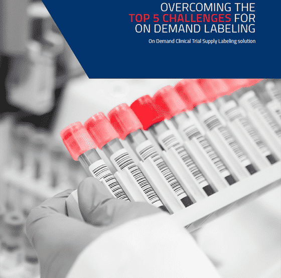 PRISYM ID Clinical Trial Brochure - Overcoming the Top 5 Challenges for On Demand Labeling