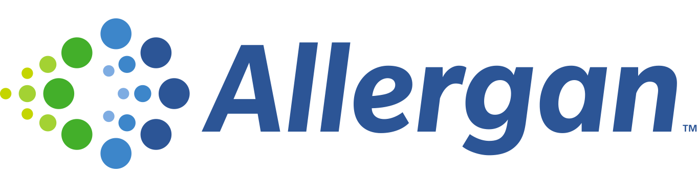 Allergan Logo - Home