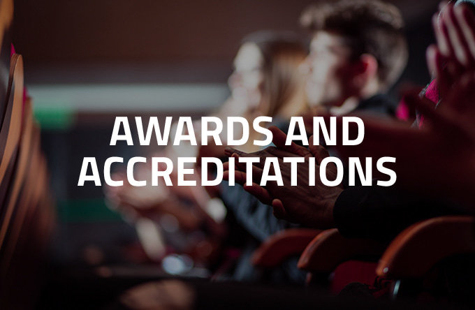 Awards & Accreditations
