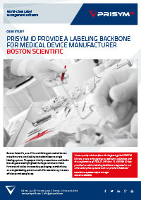 Boston Scientific Case Study 1 - Boston Scientific Case Study
