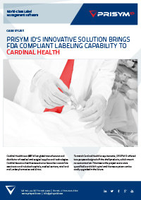 Cardinal Health Case study US Interactive - Cardinal Health Case study US Interactive