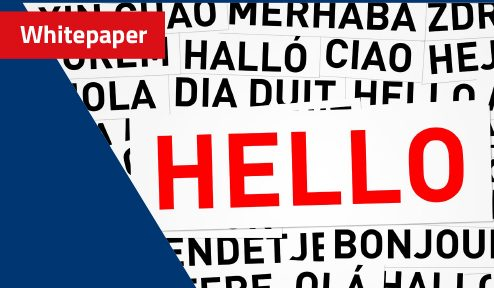 Mind Your Language whitepaper 1 494x288 - Mind Your Language! Requirements for Local Language Labeling in Clinical Trials