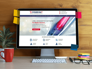 PRISYM ID Launches New Website!