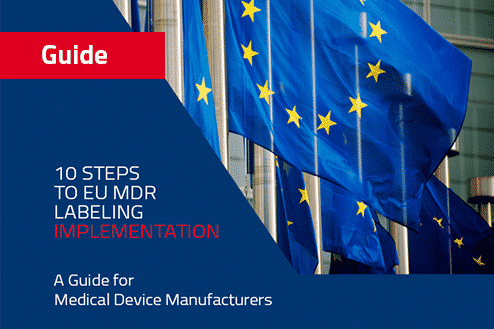 PRISYM ID 10 Steps to EU MDR Labeling Implementation Guide Thumbnail - How we can help with Medical Device Regulation (EU MDR)