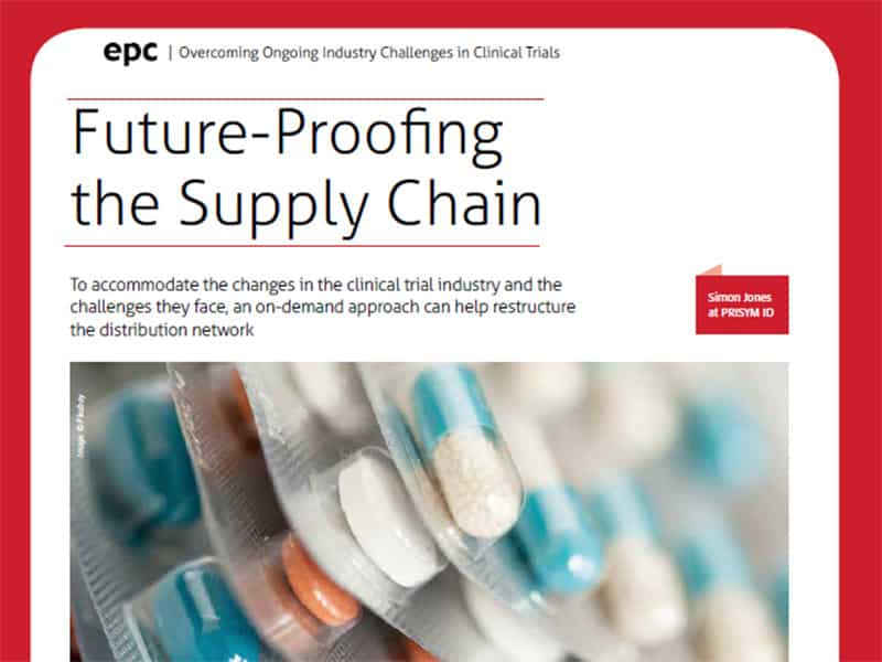 Future Proofing the Supply Chain - Latest News