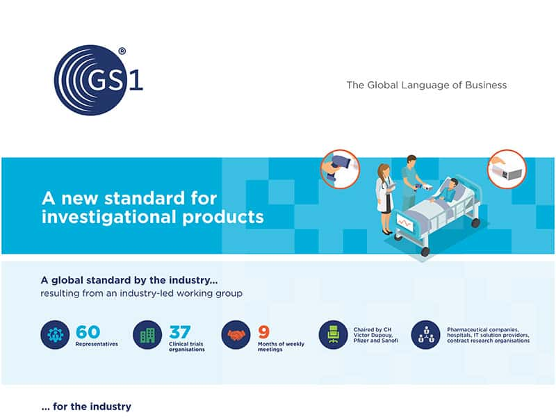 GS1 Standards in Clinical Trial Labeling