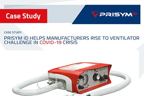 PRISYM ID Ventilator Challenge Case Study - Regulatory Rules