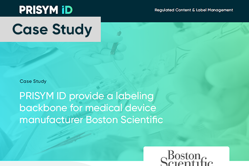 Case Study Boston Scientific - Approval and Change Workflows