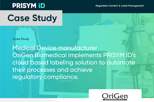 Case Study Origen - Our Customers