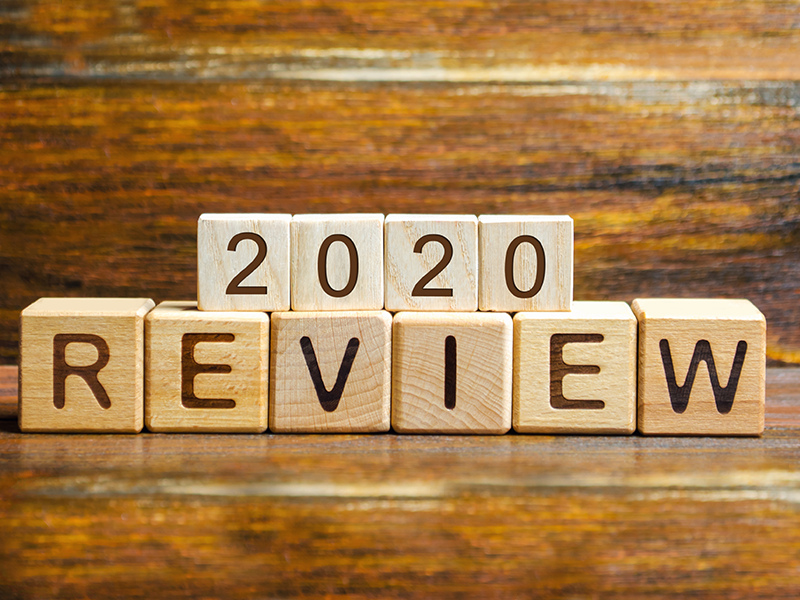 2020 Review - Resources