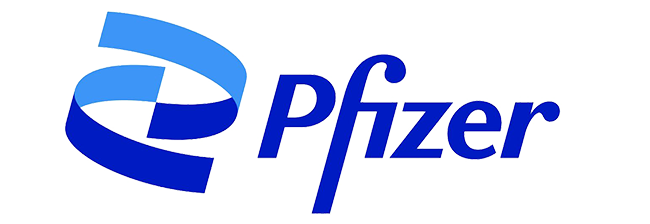 Pfizer Logo 2021 - Our Customers