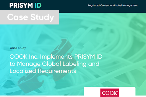 Cook Case Study - Resources