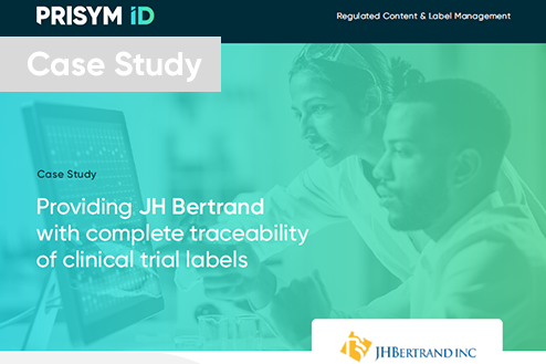 JH Bertrand Case Study - Our Customers